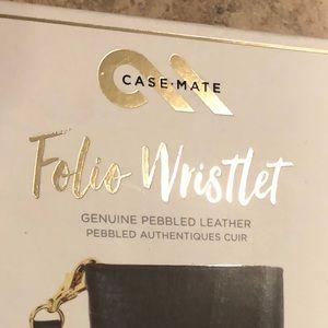 Folio Wristlet by CaseMate